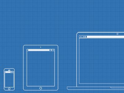 交互设计师必藏:50个线框图套件和在线设计工具